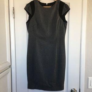 Zara grey dress
